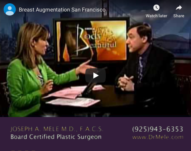 Silicone Gel Breast Implant Video Presentation with Breast Augmentation before and after pictures