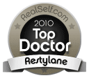 Dr. Mele is a RealSelf 2010 Top Doctor for Restylane