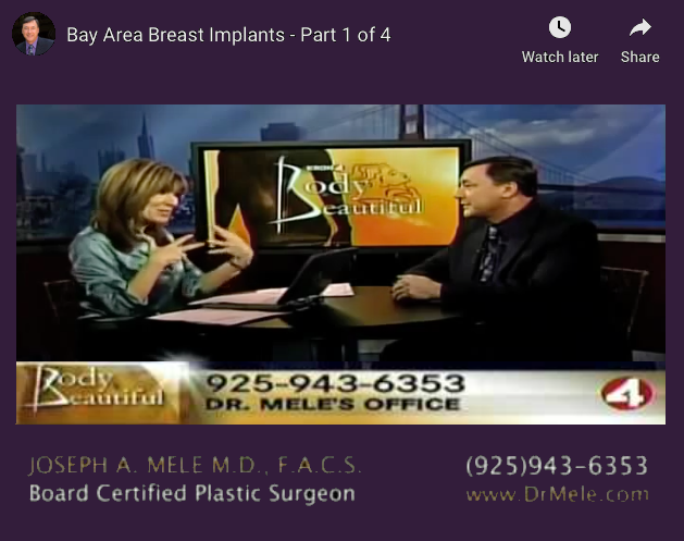 Breast Augmentation, Breast Implant Revision Surgery Video Presentation