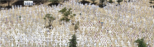 Lafayette Hillside Memorial