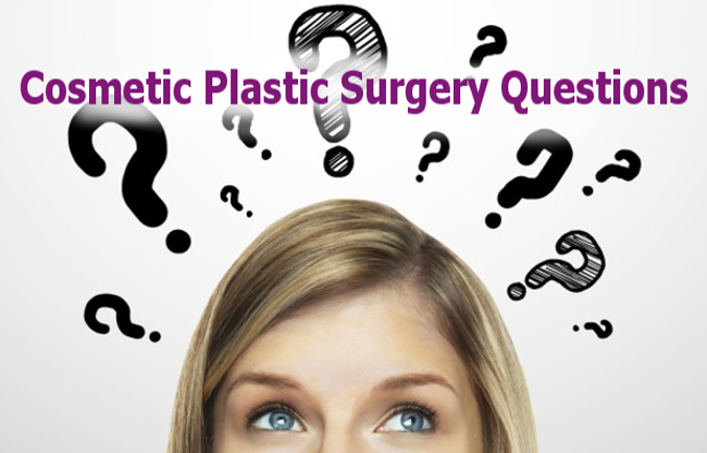 Frequently Asked Questions About Plastic Surgery