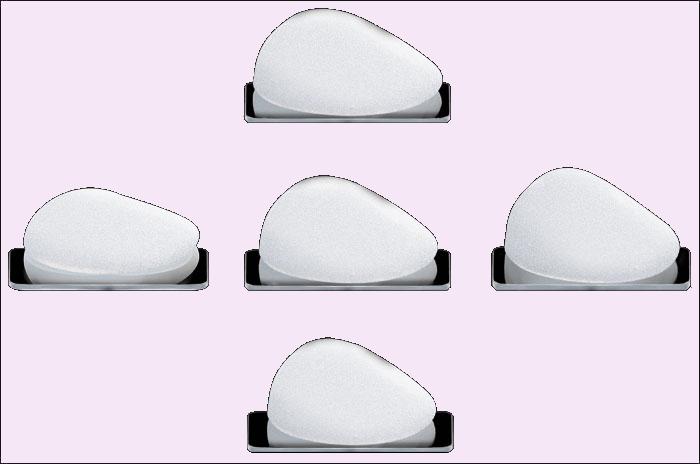Mentor CPG - Contour Profile Gel Breast Implants