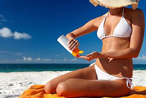 Sunscreen Prevents Wrinkles