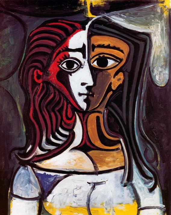 Picasso - Tete de Femme - Jacqueline