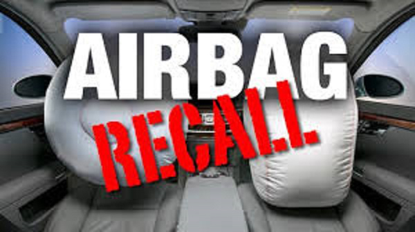 Takata has been the subject of several recalls recently. Be certain to check the site below for an up-to-date list.