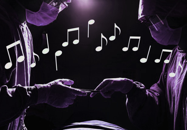 The benefits of music on healing have been well documented. Music in the operating room is no different.