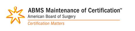 American Board of Surgery MOC