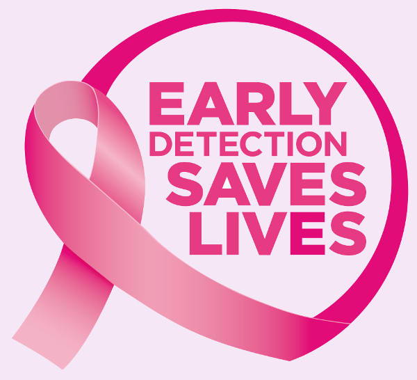 Early detection means you increase your chances of living a longer, cancer-free, life.
