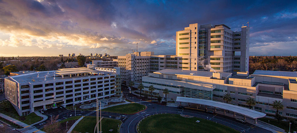 The University of California Davis Medical Center in Sacramento, CA. I spent many years here between Medical School, General Surgery training and research in Plastic Surgery.