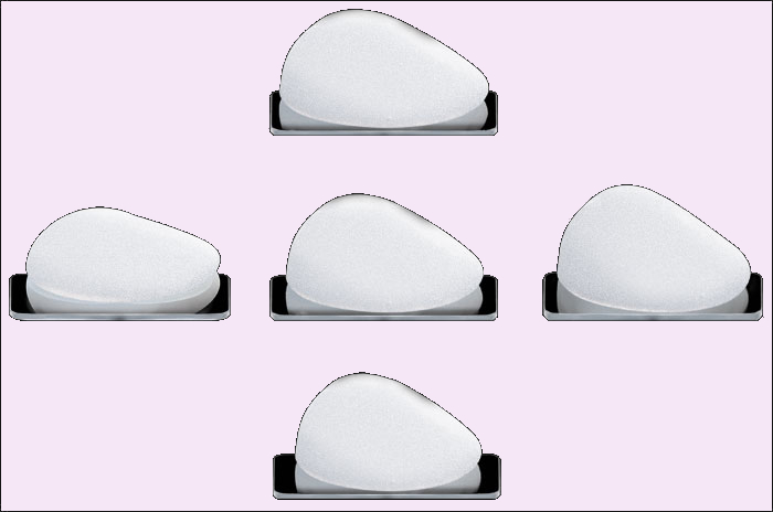 Mentor CPG - Contour Profile Gel Breast Implants