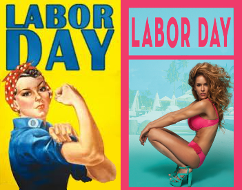 Labor Day - Then and Now