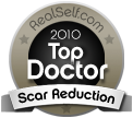 Dr. Mele is a RealSelf 2010 Top Doctor for Scar Reduction