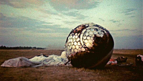 Vostok 3KA-2 space capsule - 1961