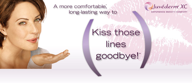 Juvederm & Free Vivite Defining Lip Plumper with Dr. Mele before 09/30/2010