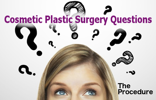 It is important to know what is done during the cosmetic plastic surgery procedure.
