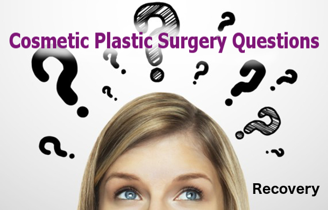 Now that you have selected your Plastic Surgeon, and you know which is the best procedure for your needs, you need to know about the recovery period.