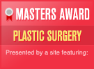 Top Plastic Surgery Blog Masters Award