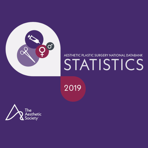 2019 Plastic Surgery Stats from the Aesthetic Society (ASAPS)
