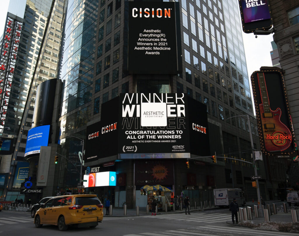 AE Award Times Square