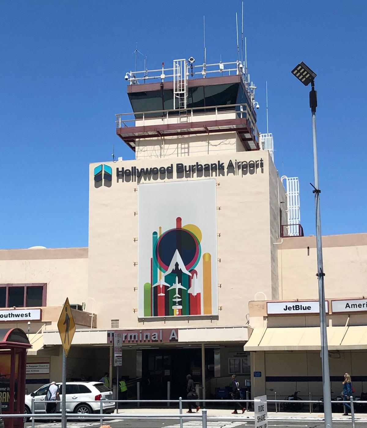Burbank Hollywood Airport
